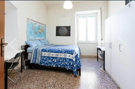 Private room for rent from 15 Sep 2019 (Via Alessandro Cialdi, Rome)