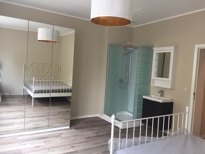 Quarto privado para alugar desde 01 Aug 2019 (Avenue de Roodebeek, Schaerbeek)