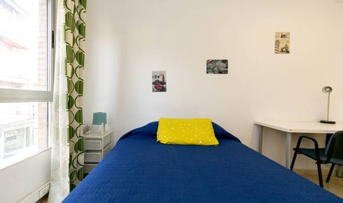 Private room for rent from 18 Jan 2020 (Calle Luis Braille, Granada)
