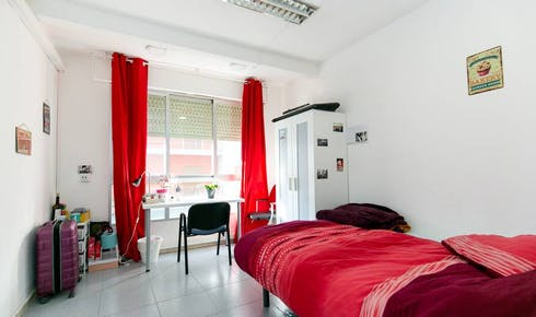 Private room for rent from 01 Mar 2020 (Calle Luis Braille, Granada)