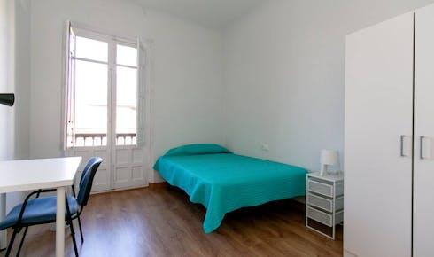 Private room for rent from 03 Feb 2020 (Calle Natalio Rivas, Granada)