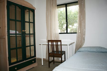 Private room for rent from 17 Aug 2019 (Calle Pelay Correa, Sevilla)