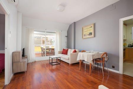 Appartement te huur vanaf 16 apr. 2019 (Carrer de Jesús, Barcelona)