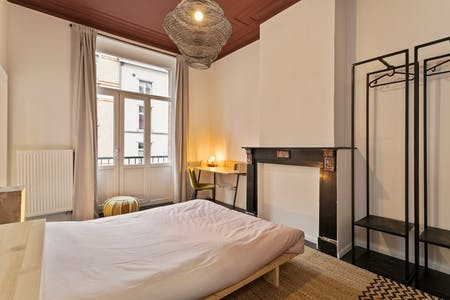 Quarto privado para alugar desde 01 Jan 2020 (Rue de Pavie, Brussels)