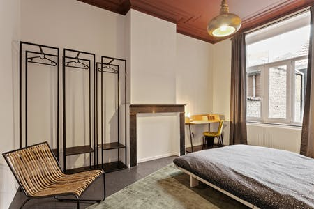 Private room for rent from 01 Jun 2019 (Rue de Pavie, Brussels)