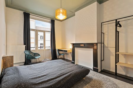 Private room for rent from 01 Jan 2020 (Rue de Pavie, Brussels)