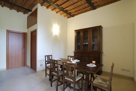Apartment for rent from 01 May 2019 (Via Fiorentina, Siena)