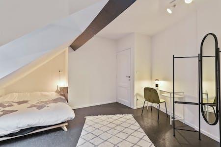 Habitación privada de alquiler desde 01 jun. 2019 (Rue de Pavie, Brussels)