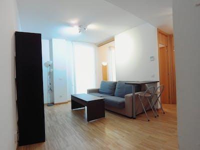Apartamento de alquiler desde 20 feb. 2019 (Calle de Cervantes, Madrid)