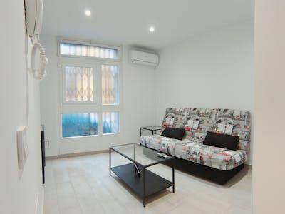 Apartment for rent from 24 Feb 2019 (Calle de Berruguete, Madrid)