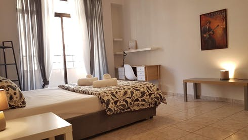 Private room for rent from 15 Sep 2020 (Marni, Athens)