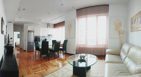 Apartment for rent from 16 Jul 2019 (Calle de Santa Engracia, Madrid)