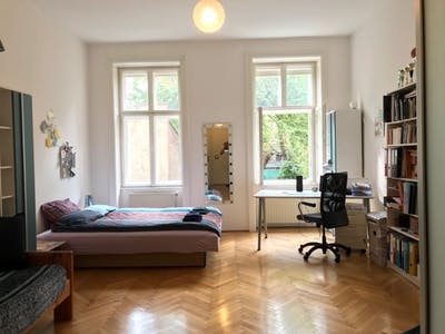 Private room for rent from 01 Jul 2019 (Glasergasse, Vienna)
