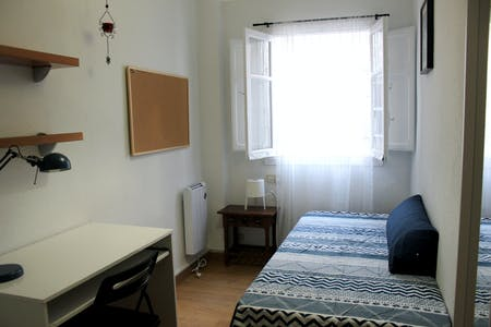 Private room for rent from 01 Feb 2020 (Calle Reina Doña Violante, Murcia)