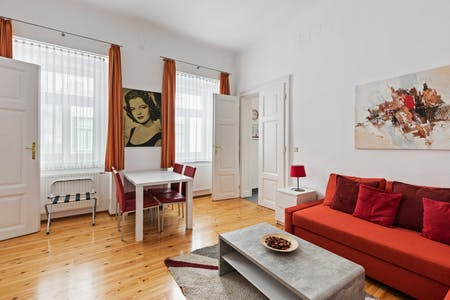 Apartment for rent in Vienna, Große Mohrengasse ...