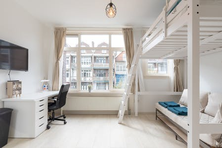 Apartment for rent from 31 Mar 2020 (Zuidpolderstraat, Rotterdam)