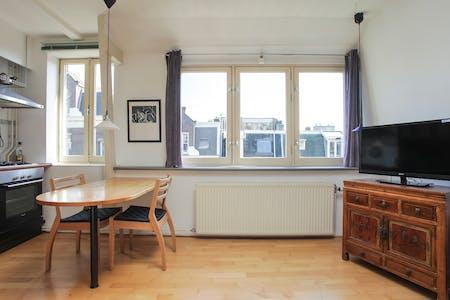 Apartment for rent from 07 Jun 2019 (Pieter Aertszstraat, Amsterdam)