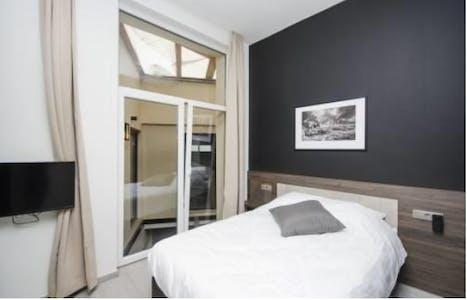 Chambre privée à partir du 01 Sep 2020 (Rue Philippe Baucq, Etterbeek)