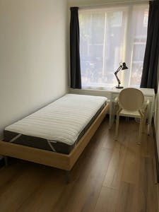 Private room for rent from 01 Aug 2020 (Caspar Fagelstraat, Delft)