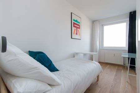 Private room for rent from 16 Aug 2019 (Neltestraße, Berlin)