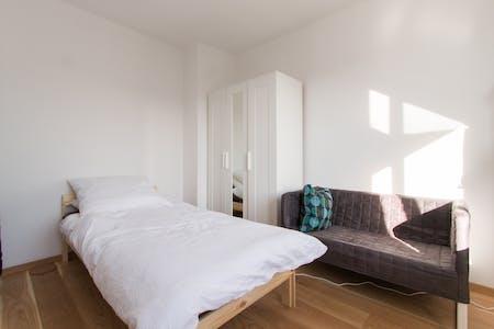 Habitación privada de alquiler desde 01 sep. 2020 (Neltestraße, Berlin)