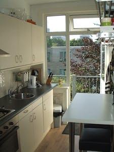Wohnung zur Miete von 01 Jul 2020 (Van Naeltwijckstraat, Voorburg)