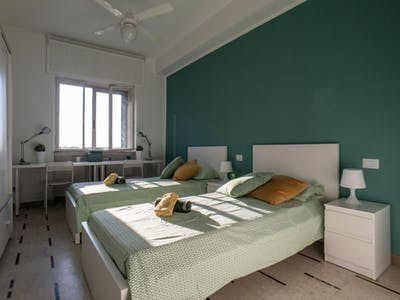 Habitación compartida de alquiler desde 07 abr. 2020 (Via Francesco Baracca, Sesto San Giovanni)