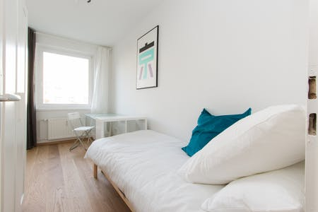 Private room for rent from 16 Feb 2020 (Neltestraße, Berlin)