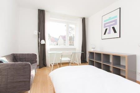 Quarto privado para alugar desde 01 out 2019 (Neltestraße, Berlin)