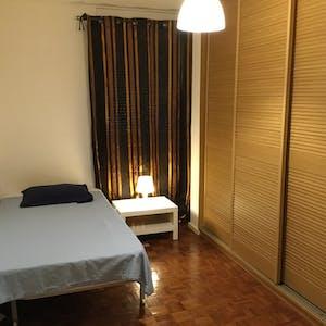 Stanza privata in affitto a partire dal 07 giu 2020 (Rua Professor Mark Athias, Lisbon)