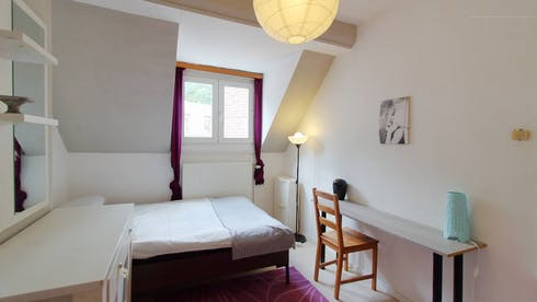 Private room for rent from 12 Dec 2019 (Rue Kerckx, Ixelles)