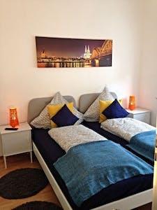 Apartamento para alugar desde 02 mai 2021 (Hartwichstraße, Köln)
