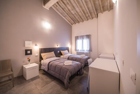 Apartment for rent from 19 Aug 2019 (Via Ricasoli, Florence)
