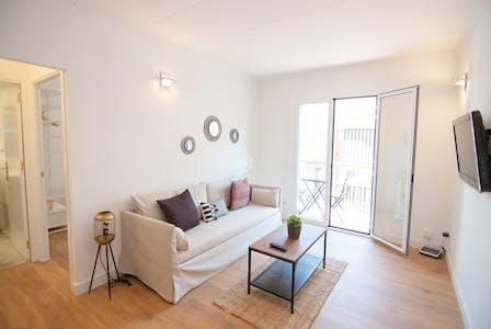 Apartment for rent from 17 Jun 2019 (Carrer d'Orient, L'Hospitalet de Llobregat)