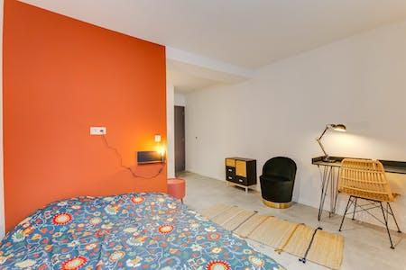 Privé kamer te huur vanaf 01 Aug 2020 (Rue Général Wangermée, Etterbeek)
