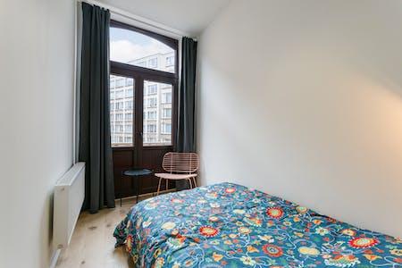 Private room for rent from 01 Mar 2020 (Rue Général Wangermée, Etterbeek)