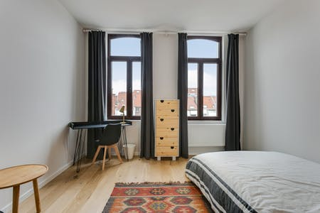 Privé kamer te huur vanaf 01 Jul 2020 (Rue Général Wangermée, Etterbeek)