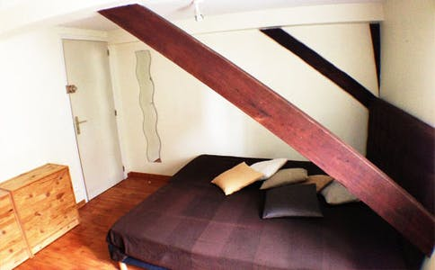 Private room for rent from 22 May 2019 (Rue Nicolas Poussin, Roubaix)
