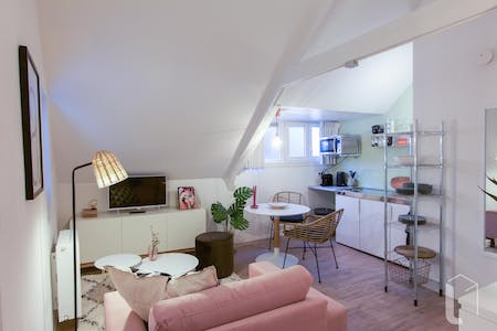 Private room for rent from 23 Feb 2019 (Witte de withstraat, Rotterdam)