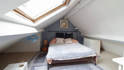 Private room for rent from 12 Dec 2019 (Kerckxstraat, Ixelles)