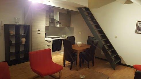 Appartement à partir du 26 May 2019 (Chaussée d'Ixelles, Ixelles)