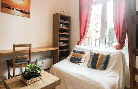 Appartamento in affitto a partire dal 15 lug 2019 (Chaussée d'Ixelles, Ixelles)