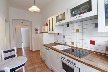 Privé kamer te huur vanaf 01 mrt. 2019 (Vorgartenstraße, Vienna)