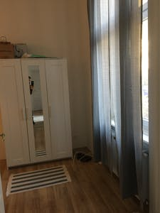 Private room for rent from 22 Aug 2019 (Krúdy Gyula utca, Budapest)
