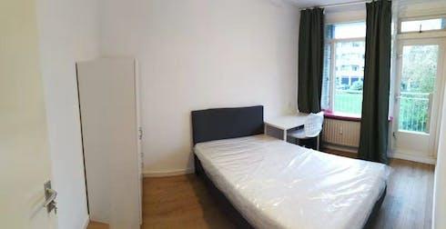 WG-Zimmer zur Miete ab 15 Feb. 2020 (Joseph Haydnlaan, Leiden)