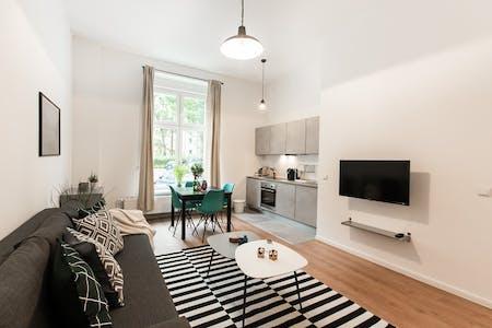 Wohnung zur Miete von 29 Feb 2020 (Sonnenburger Straße, Berlin)