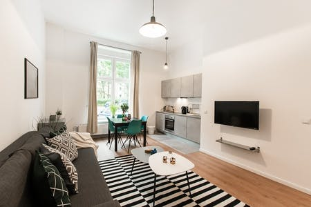 Apartment for rent from 29 Feb 2020 (Sonnenburger Straße, Berlin)