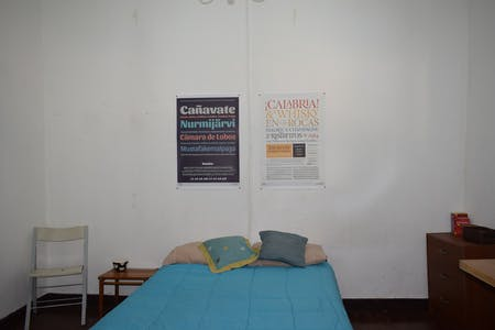 Private room for rent from 18 Sep 2019 (Calle Atahualpa, Valparaíso)