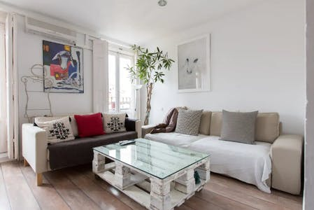 Apartment for rent from 21 Feb 2019 (Plaza Mayor, Madrid)