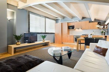 Appartamento in affitto a partire dal 21 apr 2019 (Carrer de Prats de Molló, Barcelona)